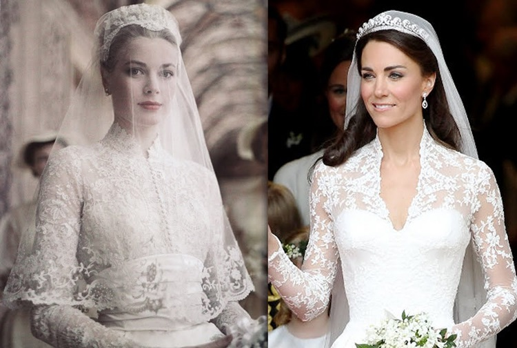 grace-kelly-and-kate-middleton-wedding-dress_2